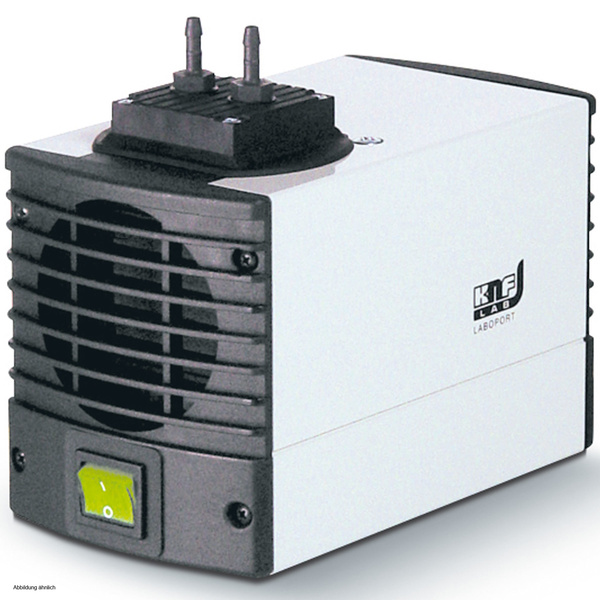 KNF Lab vacuum pumps and compressors