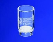 Filter crucibles, Borosilicate glass 3.3