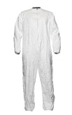 Sterile garment for clean rooms