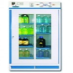 Fume hoods, safety storage cabinets