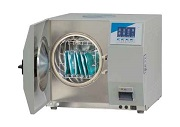 Class S autoclaves for instruments and slight textile