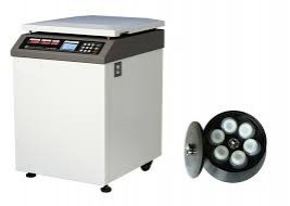 BT-21M Floor standing high speed large capacity refrigerated centrifuge