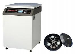 BT-6M Floor standing low speed large capacity refrigerated centrifuge