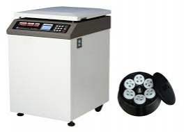 BT-10M Floor standing high speed large capacity refrigerated centrifuge
