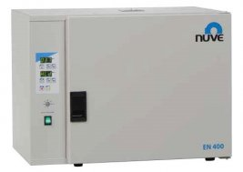 NUVE EN 400 INCUBATOR with natural convection