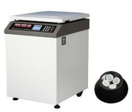 BT-18 Floor standing high speed large capacity refrigerated centrifuge
