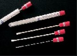 STERILE SWABS IN ROUND TUBE