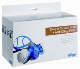 Chemical Protection Set Dräger X-plore®