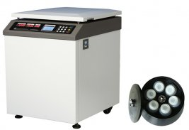 BT-25M Floor standing high speed large capacity refrigerated centrifuge