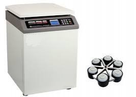 BT-4000 Floor standing low speed large capacity centrifuge