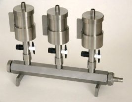 3-monifold vacuum filtration systems
