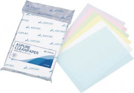 ASPURE Clean Paper blue,pack of 5x250 sheets