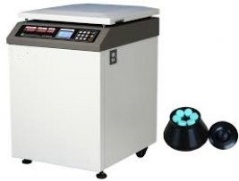 BT - 22 Floor standing high speed large capacity refrigerated centrifuge